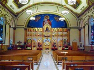 St Mary Byzantine Catholic Parish