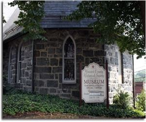 Howard County Historical Society Museum