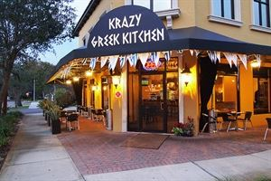 Krazy Greek Kitchen