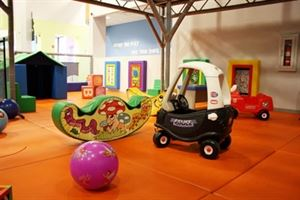 Funderdome Indoor Playground and Cafe