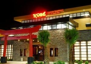 Kobe Japanese Steak House & Sushi Bar