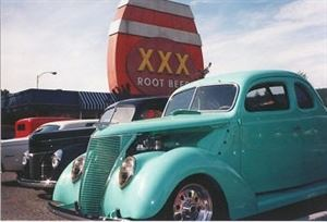 XXX Rootbeer Drive-In