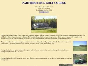 Partridge Run Golf Course