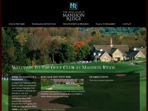 The Golf Club at Mansion Ridge