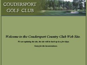 Coudersport Golf Club