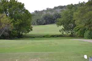 Lockhart State Park Golf Course