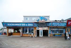 The Beachcomber Bar & Grill