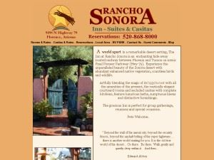 The Inn At Rancho Sonora
