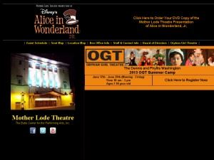 The Mother Lode Theatre