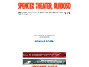 Spencer Theater for the Performing Arts