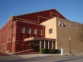 The Historic Brady Theater