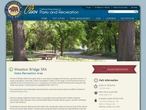 Woodson Bridge State Recreation Area
