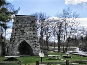 Beckley Furnace Industrial Monument
