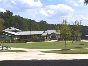 Pullen Park and Community Center