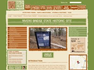 Rivers Bridge State Historic Site