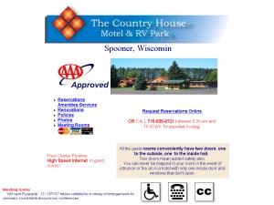 The Country House Motel & RV Park