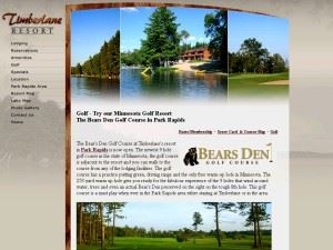 Bears Den Golf Course