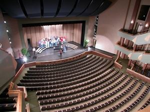 The Richard and Helen Devos Center for Arts and Worship