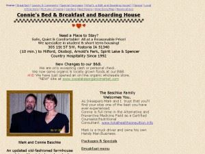 Connie's Bed & Breakfast And Boarding House