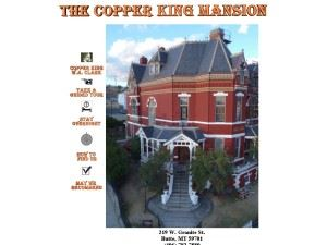 The Copper King Mansion