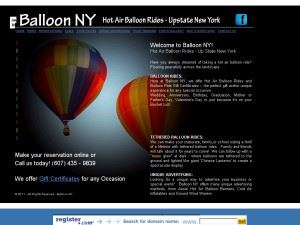 Catskill Mountain Balloon