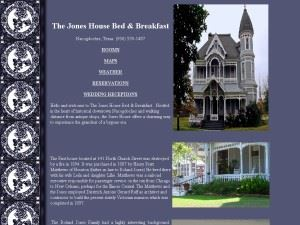 The Jones House Bed And Breakfast