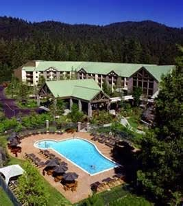 Tenaya Lodge at Yosemite