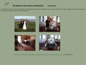 The Mansion House Bed & Breakfast