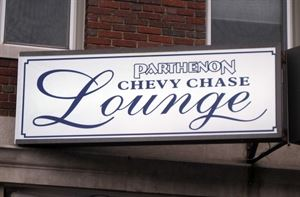 Parthenon Restaurant And Chevy Chase Lounge