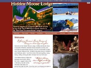 Hidden Moose Lodge