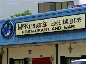 McKinnon's Louisiane Restaurant