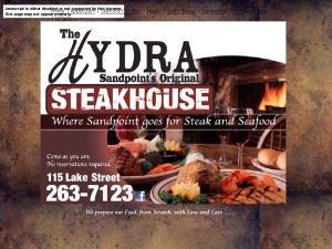 The Hydra Steakhouse
