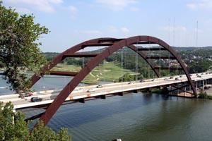 The Austin 360 Bridge