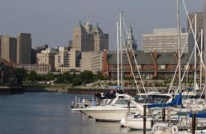 Harbor in Buffalo