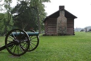Chattanooga Cannon and Cabin