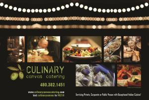 Culinary Canvas Catering, LLC.