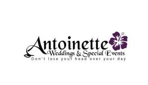 Antoinette Weddings & Special Events