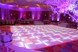 New England Lighted Dance Floor Rentals