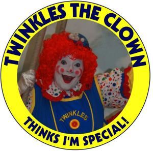 Twinkles the Clown