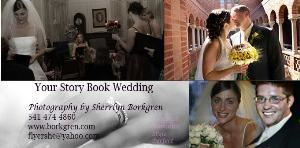 Sherrlyn Borkgren, Wedding Stories