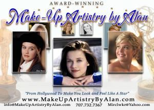 MAKE-UP ARTISTRY by ALAN