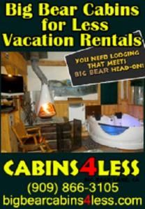 Big Bear Cabins For Less