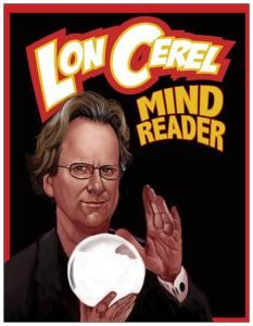 Lon Cerel, Mentalist