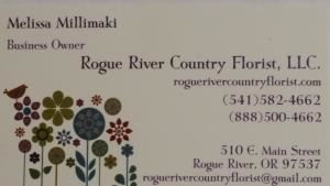 Rogue River Country Florist, LLC