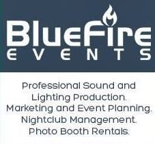 BlueFire Events - Audio/Video, Photobooth, DJs, Lighting