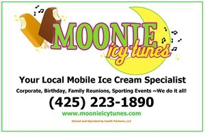 Moonie Icy Tunes-Ice Cream Catering | Events | Delivery