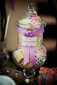 Candy Buffet by Unique Events by Lina