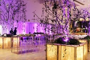 Opening Night Flowers