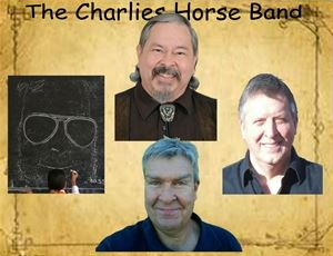 Tom Roddey Music Productions and Charlies Horse Band