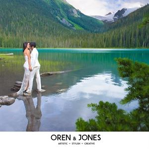 Oren & Jones Destination Wedding Photography